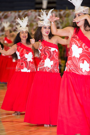 2013 Hura Tahiti Performances - Lokelani's Ahuroa