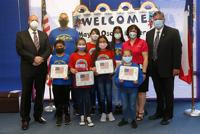 Whitaker Elementary students welcome Mayor, City Rep