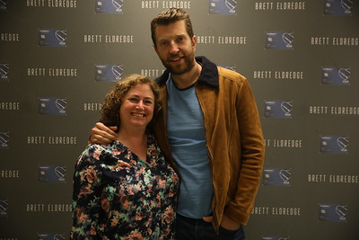 Brett Eldredge M&G | 10.13.18 | Manchester, NH