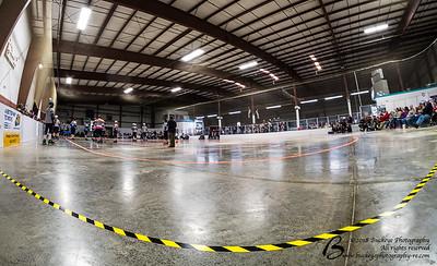20180428 - Roller Derby Match - Burning River Roller Derby vs. Little Steel Derby Girls