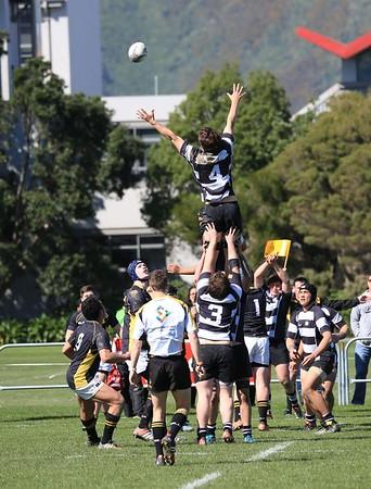 12 Sept Wellington U19s (46) v HawkesBay U19s (5)