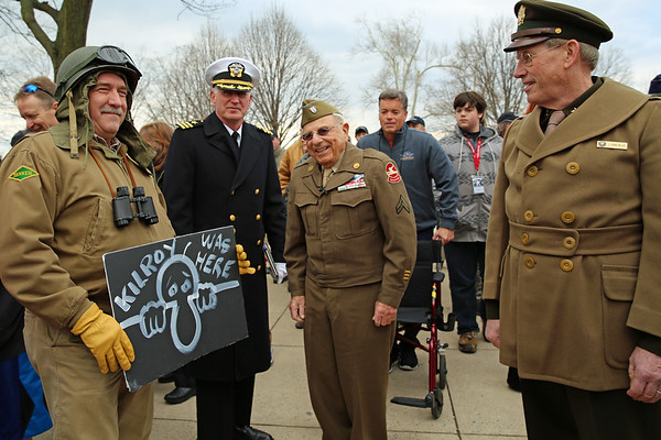 WWII Memorial March 2015