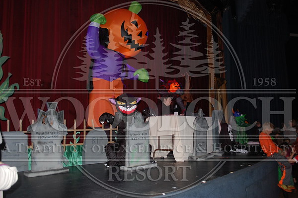 October 19 - Halloween Costume Party
