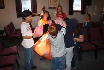 Family Fun Night, New Life Assembly of God Church, Tamaqua (4-27-2012)