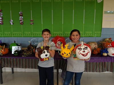 Fall Parties and Pumpkin Contest