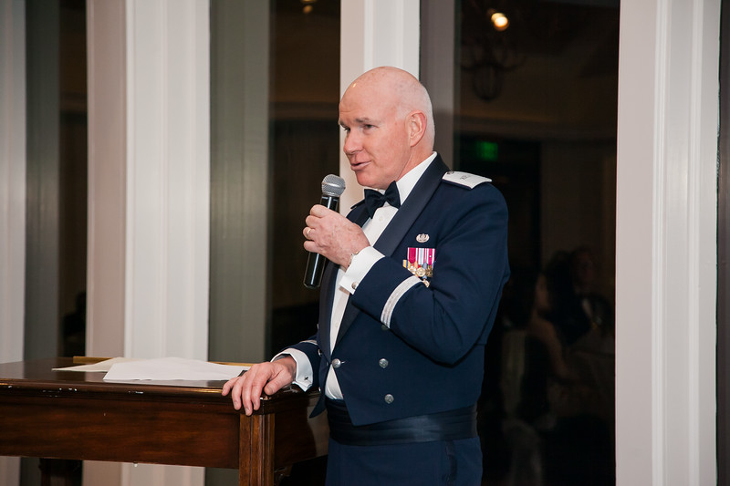 Military Ball - Candids