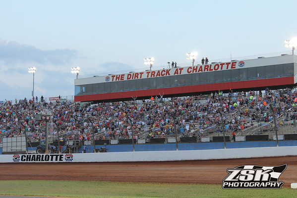 The Dirt Track at Charlotte