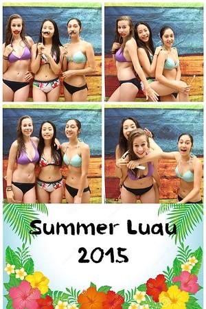 Summer Luau 2015