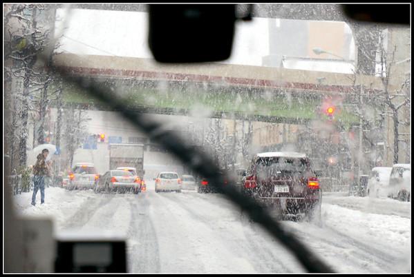 January 2013 Snowfall