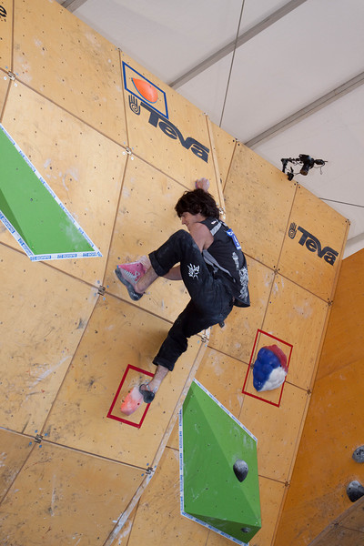 2009 Teva Mountain Games - IFSC Bouldering World Cup