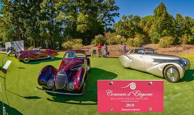 2018 Nov -  Hilton Head Auto Show