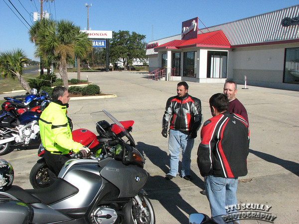 November 08 Natchez Ride
