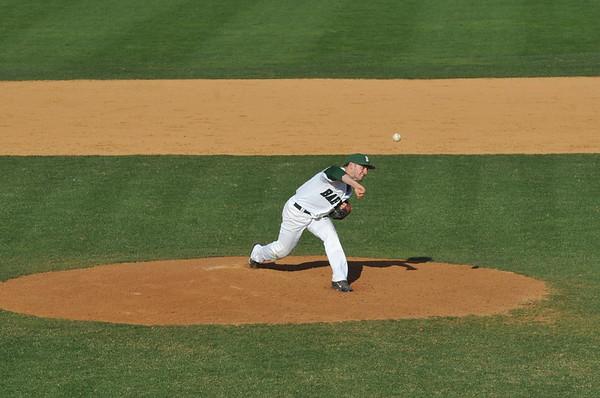 babson baseball vs COAST GUARD  4.24.2015