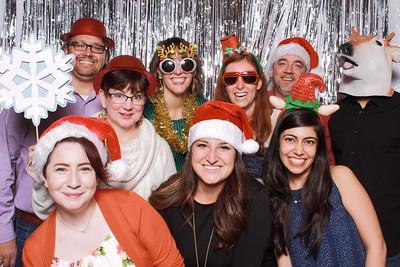 Precision Biosciences Holiday Party 2016