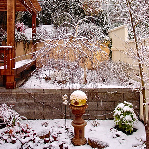 Seasons Around Our House