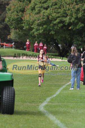 Girls JV Race 1 - 2011 Spartan Invite
