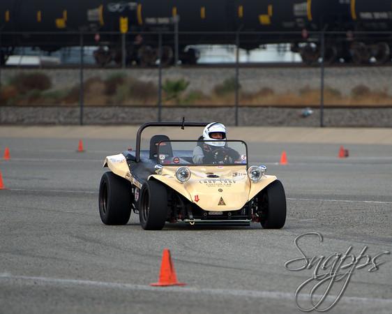 Hotchkis Fontana Autocross  - Oct 16