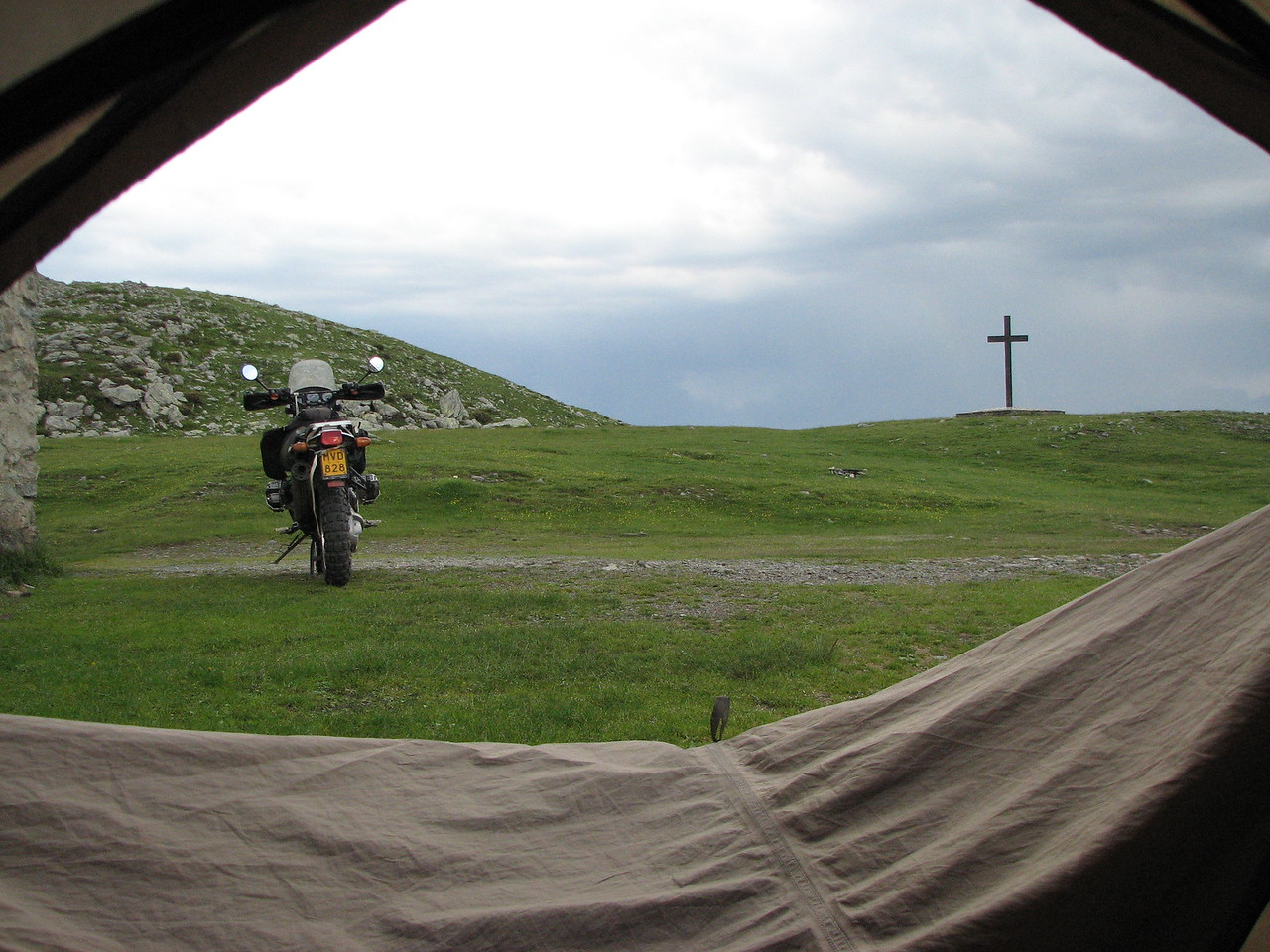 2012 Room with a view. Passo Colombardo