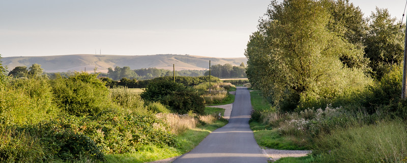 South Downs and Sussex lanes