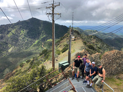 Mt. Diablo North Peak & Falls: Apr 7, 2019
