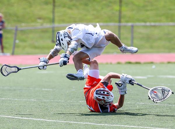 Staples Lacrosse VS Ridgefield States Quarterfinal