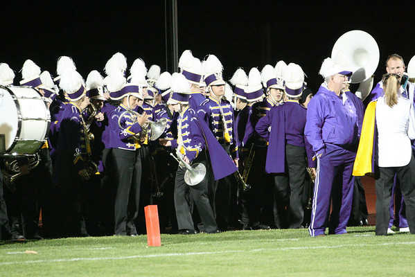 2007 ROCHELLE HUBS MARCHING BAND & FLAG CORP PREFORMS vs GLENBARD SOUTH