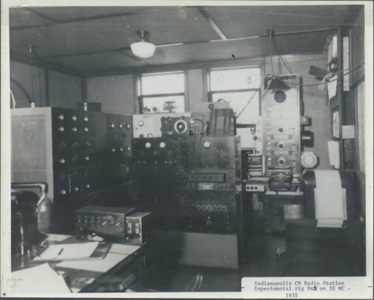 IPD Radio Station 1935
