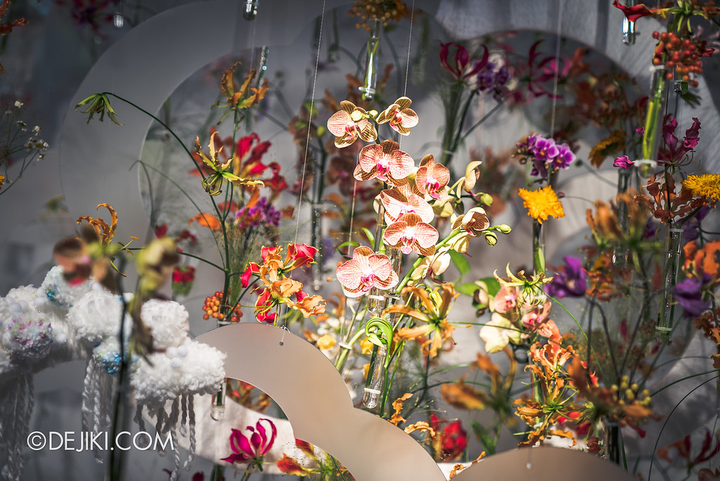 Singapore Garden Festival 2018 - Floral Windows to the World 1 closeup