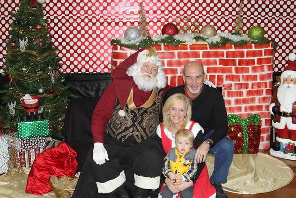 Breakfast with Santa - East Y - 12-17-16