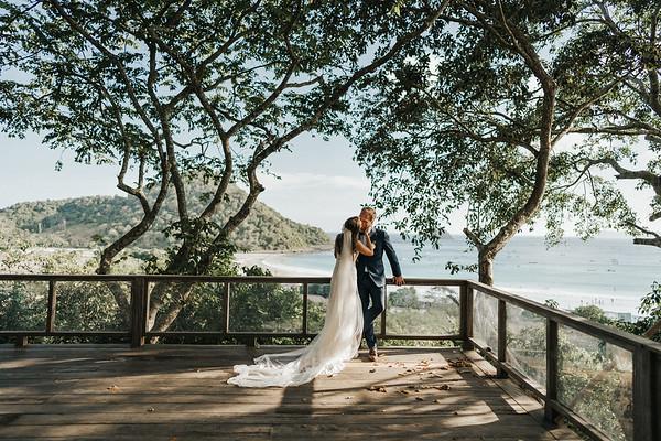 Wedding of Leona&Arne in Lombok
