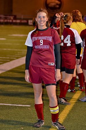 NBHS Lady Lions Soccer vs. Beaver - 10.19.09