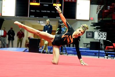 Ball State vs Bowling Green Women's Gymnastics