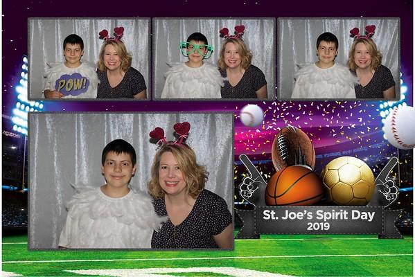 St. Joe's Spirit Day