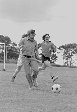 Men & Women's Soccer