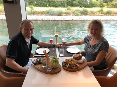 "Cruise # 60- Rhine River Cruise onboard ""Crystal Bach""- July, 2018"