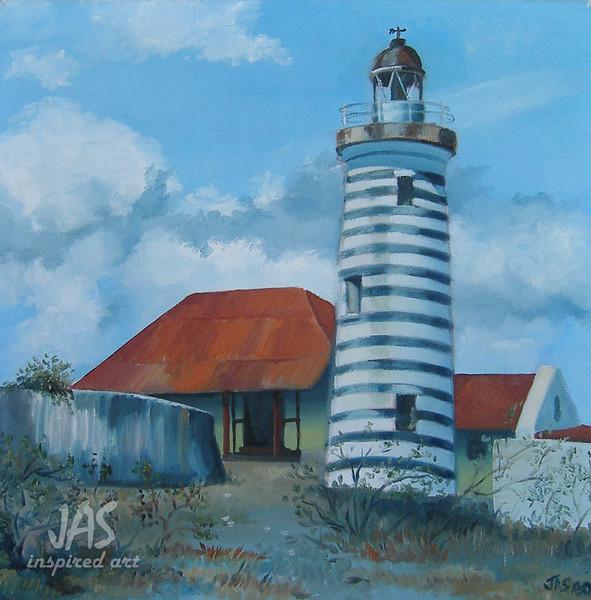 Point Saline Lighthouse
