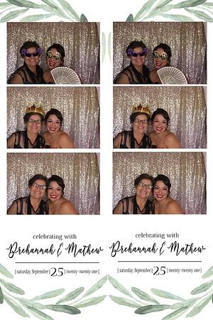 Brehannah and Mathew Vasquez Wedding