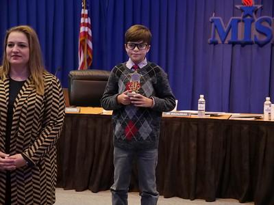 November 13, 2018 Regular MISD School Board Meeting