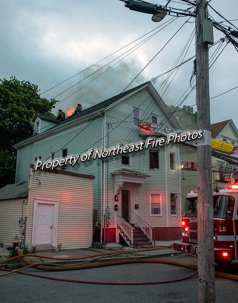 Providence- 2nd Alarm- Wendell Street- 07/11/2020