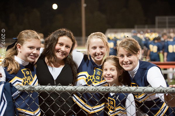 Bellevue Cheer 2010