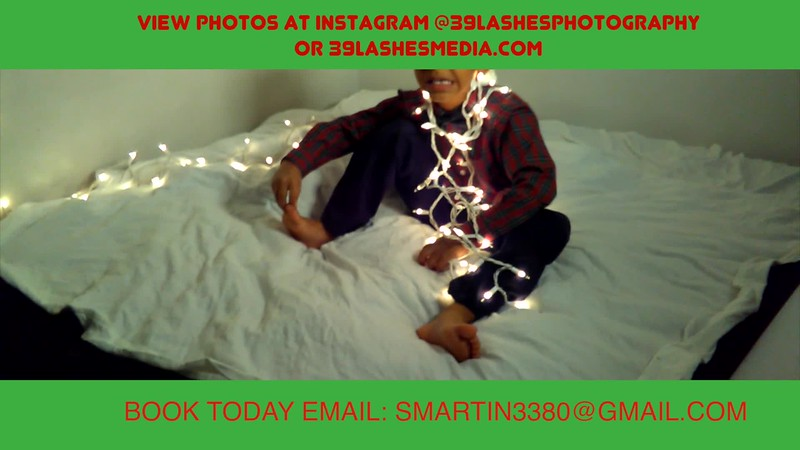Xmas Time BTS Photo Shoot 1