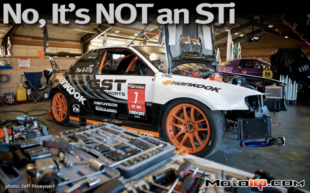No It's Not an STI: GST Motorsports Mighty Subaru Impreza