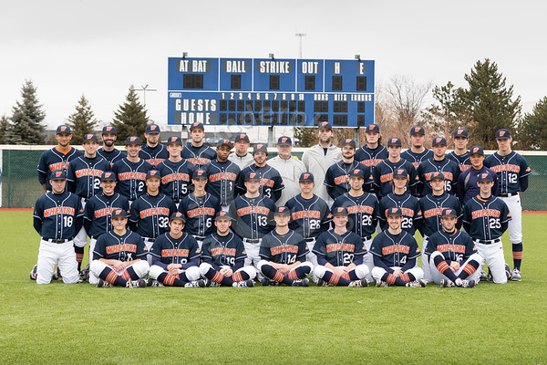 Wheaton College 2017 Baseball