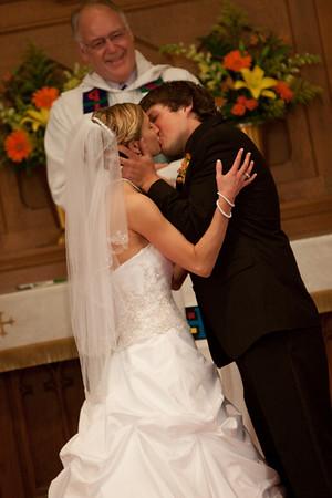 Kintzel-Sulzner Wedding