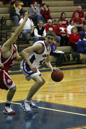 Liberty Benton 2009-2010 Basketball (part II)