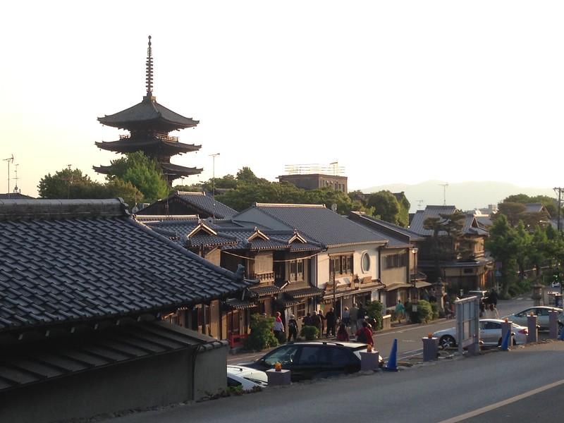 Kyoto - Leslie Rowley S95