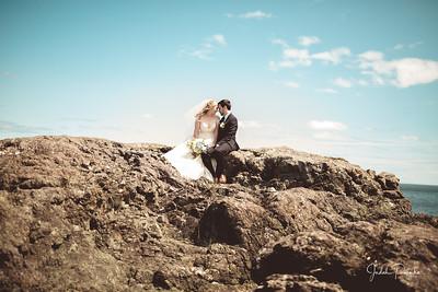 Stephanie & Chris - Summer Wedding | Victoria, BC