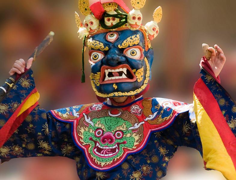 Paro Festival Dancer.jpg