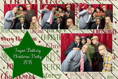Trojan Battery Christmas Party