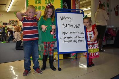 Kids Biz Mall  First Grade